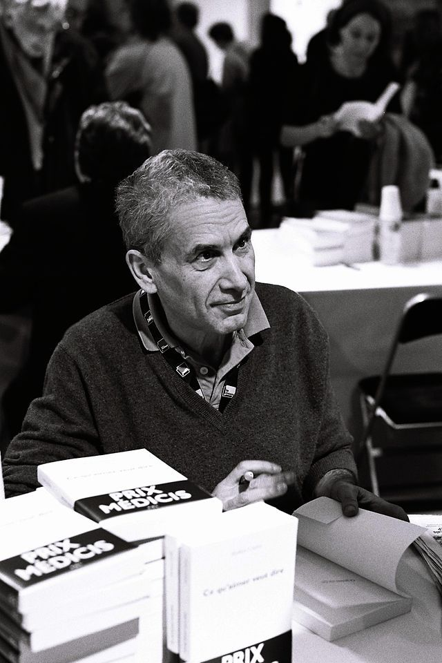 Mathieu Lindon