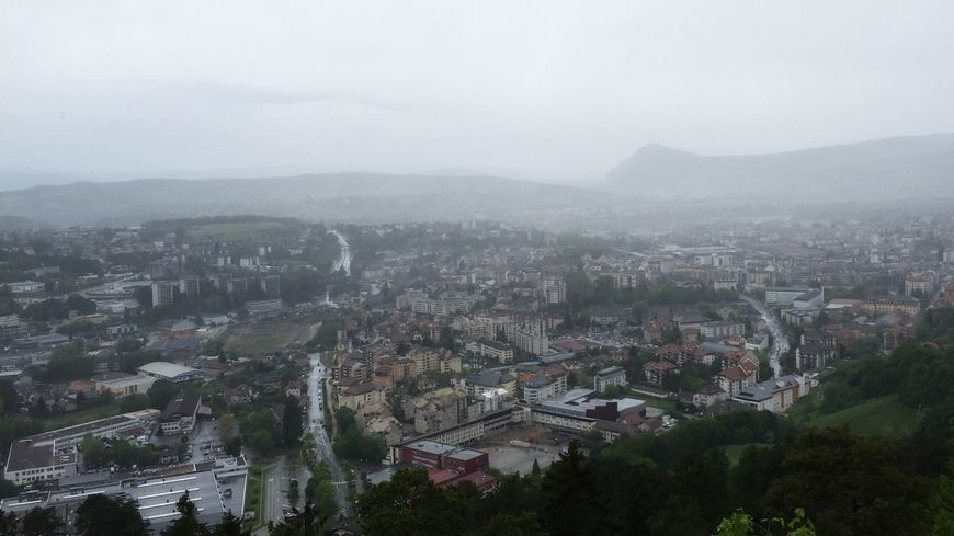 Agglomération Annecy Vue