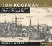 "Album "" Complete Organ Works - Volume 1 "" CD label CHALLENGE CLASSICS CC72242"