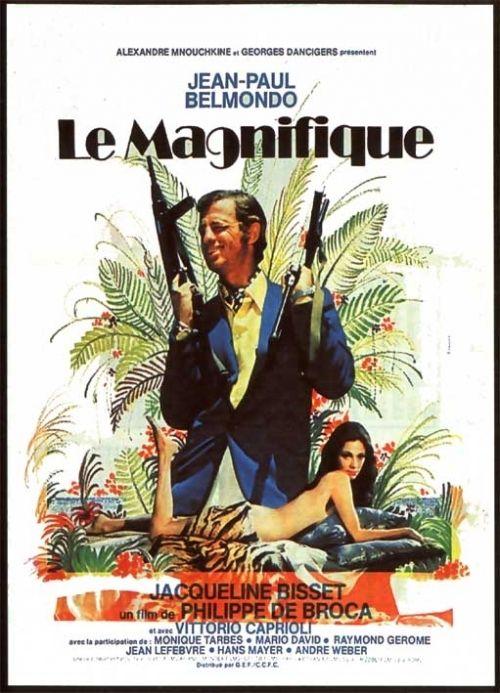'Le Magnifique' | Philippe de Broca