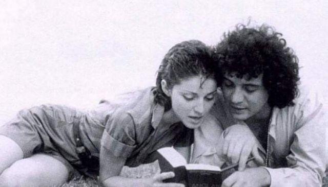 P.Hernandez et Madonna 1