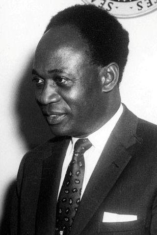 Kwame Nkrumah en visite aux Etats-Unis, 1961