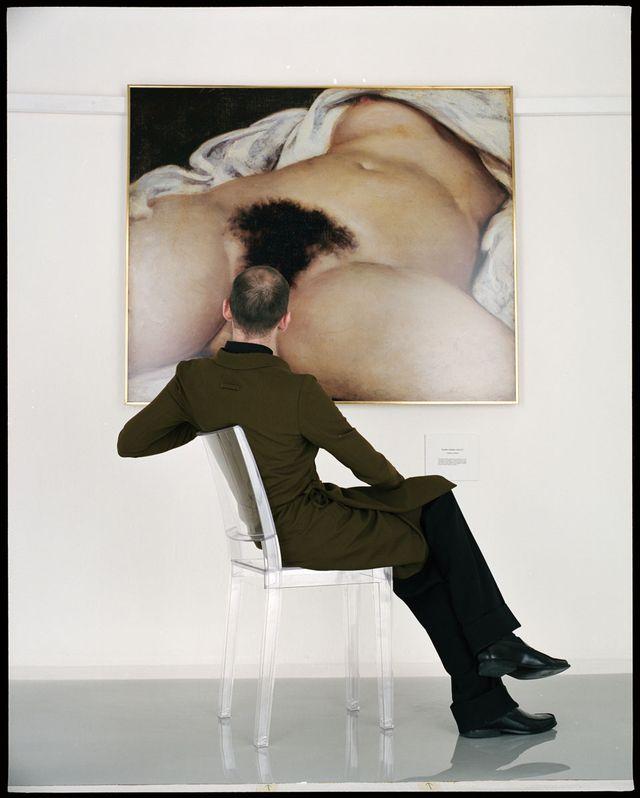Hommage à Courbet