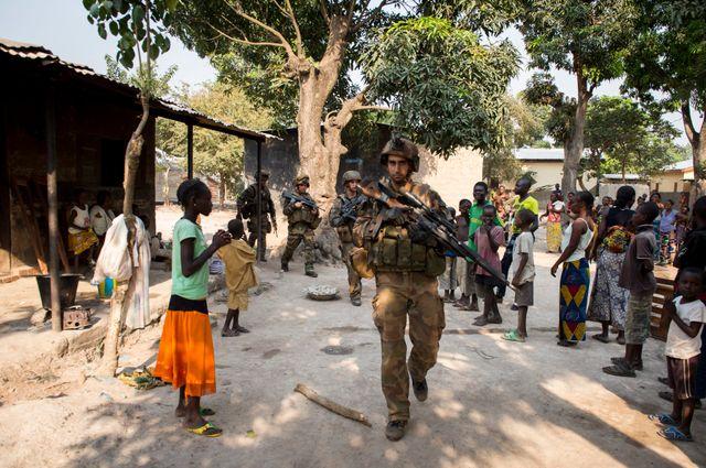 Les militaires mis en cause étaient déployés en Centrafrique dans le cadre de l'opération Sangaris.