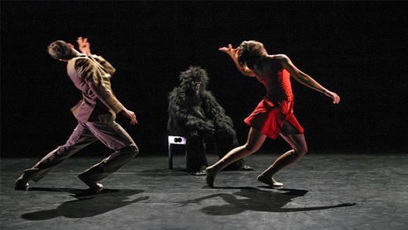 « Degeneration » de Hofesh Shechter au Théâtre des Abbesses