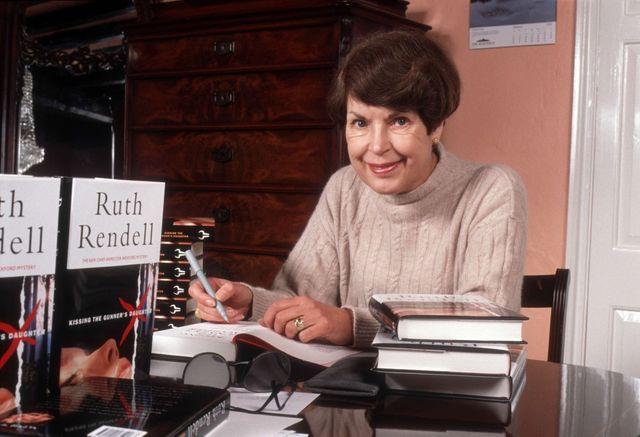 Ruth Rendell, en 1992