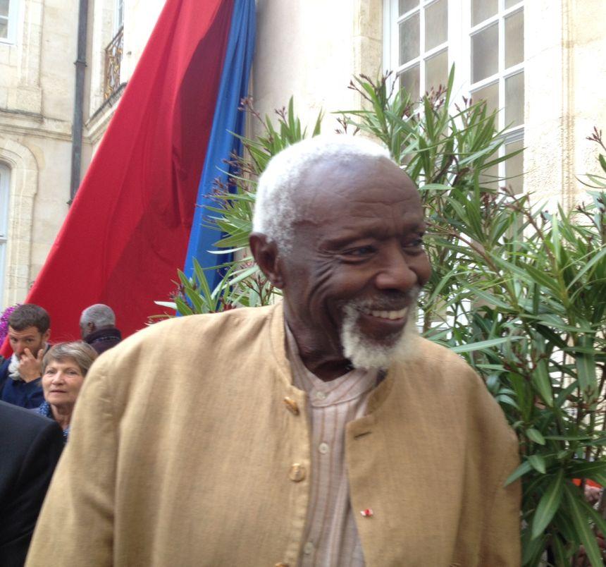 Le sculpteur Ousmane Sow est premier Africain à entrer à l'Académie française.