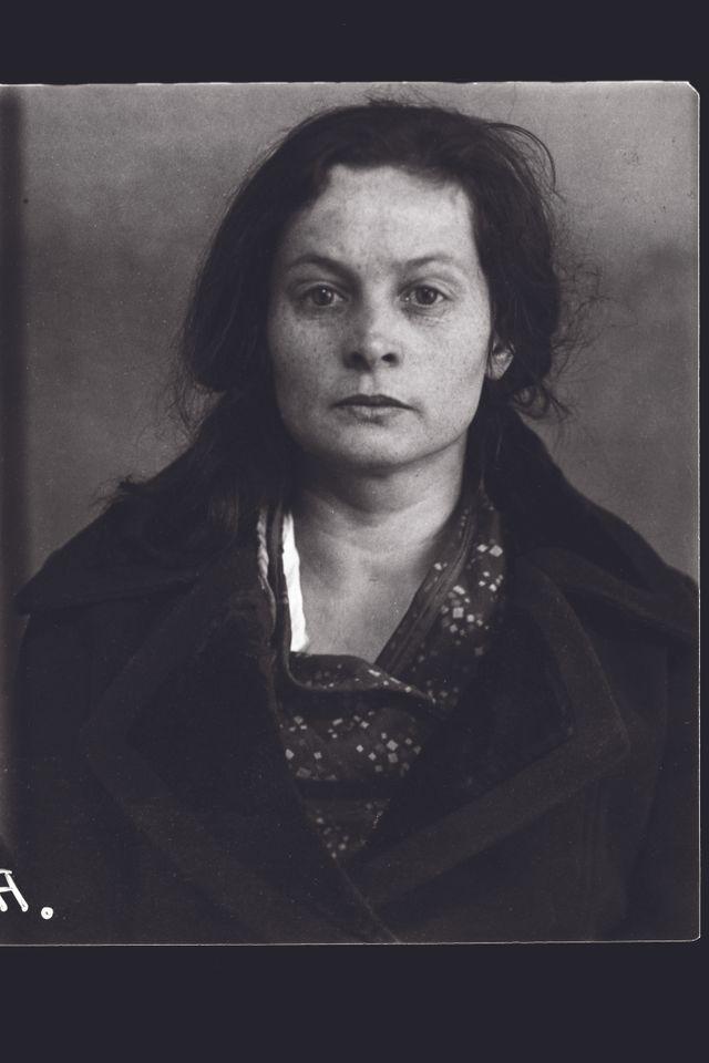 Elizaveta Alekseivna Voinova / la grande Terreur