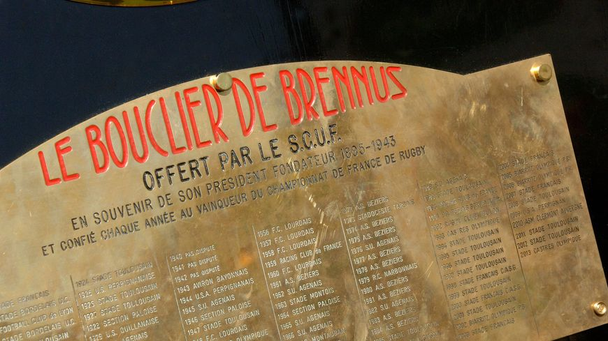 Le Bouclier de Brennus