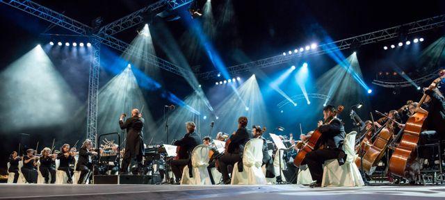 Un Violon sur le Sable Orchestre