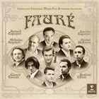 Nicholas Angelich-Gabriel Fauré-Musique de Chambre avec Les frères Capuçon, Gérard Caussé, Quatuor Ebène, Michel Dalberto