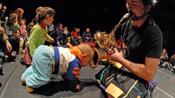 Concerto para bebes