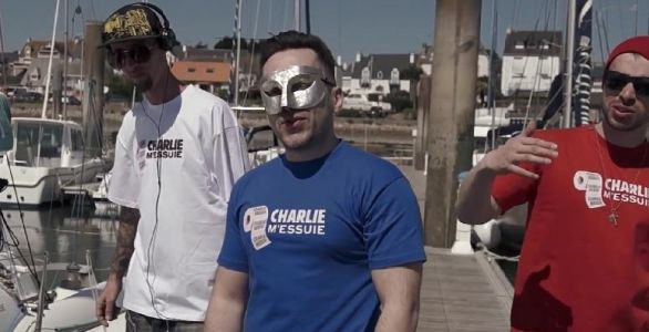 Quand le rap surfe sur la vague bleu marine