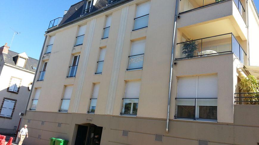Résidence rue Albert-Maignan