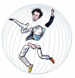 Nicolas Bouchaud-Le Méridien/Paul Celan-Rond Point