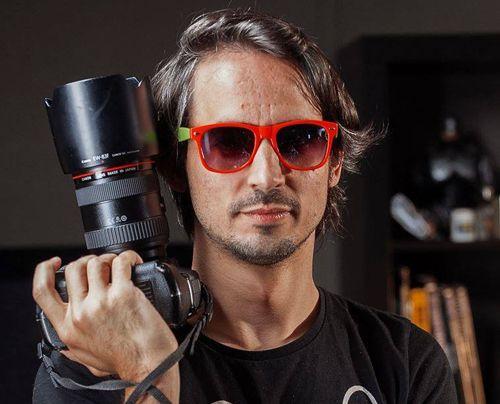 Pixel nouvelles formes d'emploi - Jérémie Wach-Castel, photographe