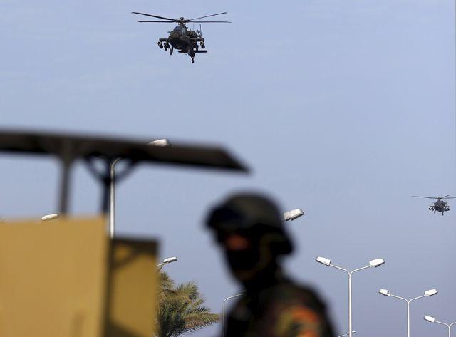 Attentats simultanés dans le Sinaï