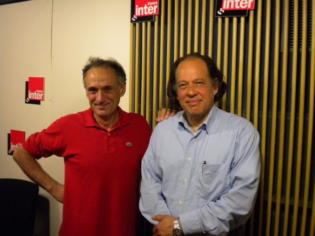 Jean-Claude Ameisen et Denis Cheissoux