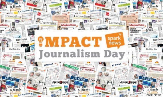 Impact journalism day