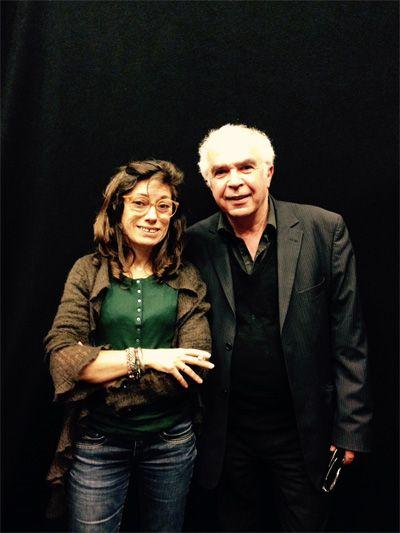 Le RDV 23/06/15 avec Valérie JOUVE et Eric MARTY
