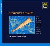 """Album """" Discorsi Delle Comete """" label Olive Music KTC 1914"""