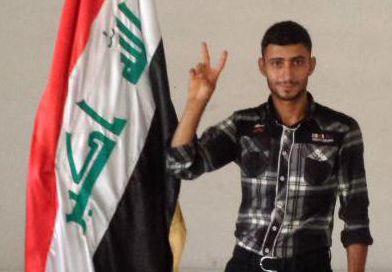 Ali Hussein Khadim, seul rescapé du massacre de Tikrit par l'Etat islamique