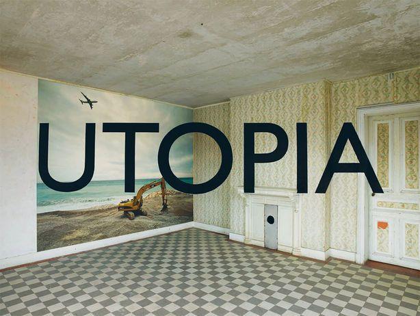 """exposition """"Utopia"""" de Georges Rousse au familistère"""