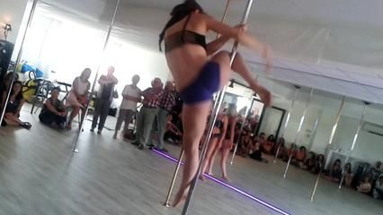 pole dance colmar