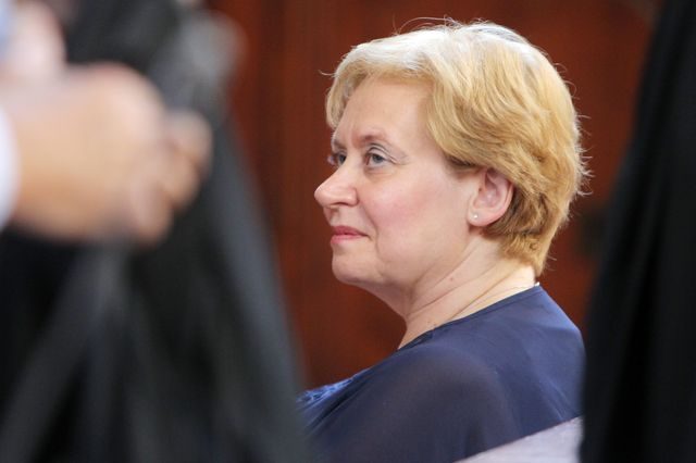 La juge Isabelle Prévost-Desprez, poursuivie pour violation du secret professionnel Bordeaux le 8 juin 2015