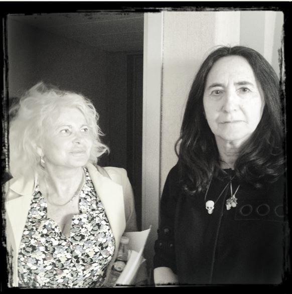 Paula Jacques et Francine Prose