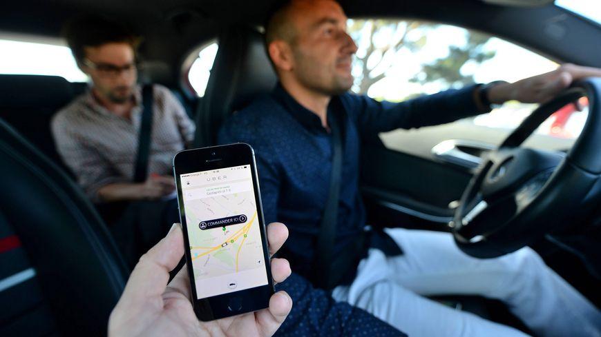 un chauffeur uber toulouse les taxis se trompent de cible. Black Bedroom Furniture Sets. Home Design Ideas