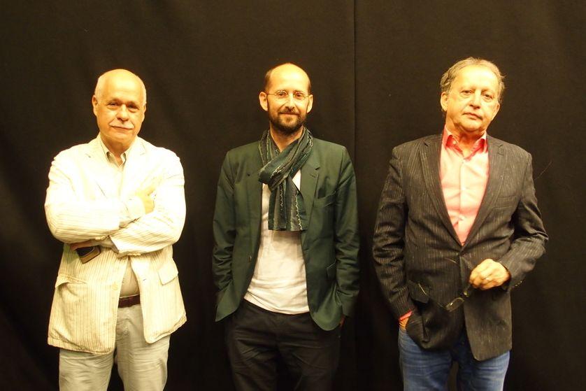 Marc Partouche ; Antoine Fenoglio ; Norbert Hillaire
