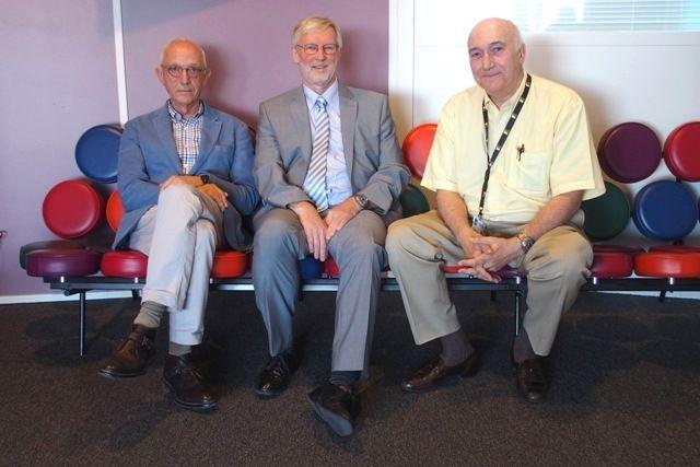 Christian Morel, Hervé Consigny, Michel Polacco