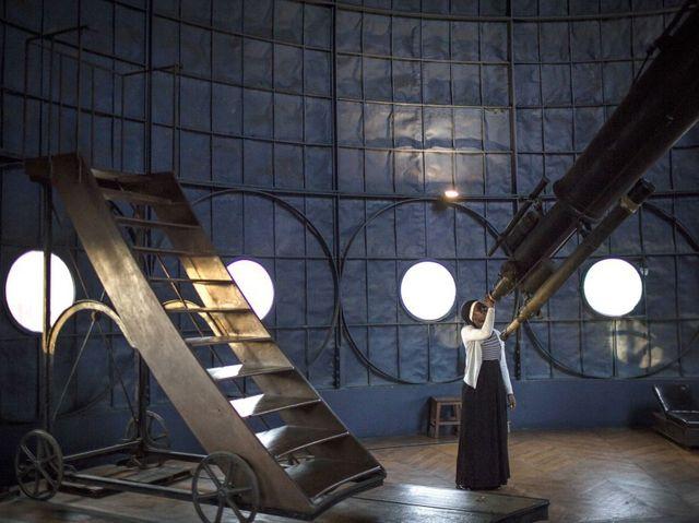 Les conquérantes de l'espace - Fatoumata Kebe