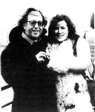 Luc Bérimont et Marie-Hélène Fraïssé