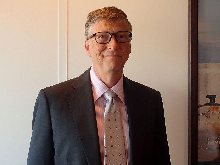 Bill Gates aux Matins de France Culture