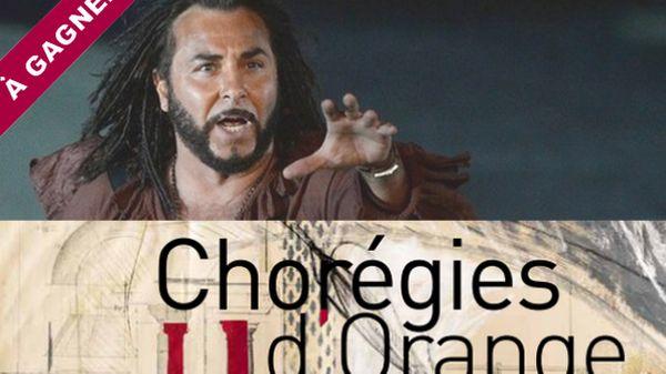 Opéra Le Trouvère de Verdi aux Chorégies d'Orange