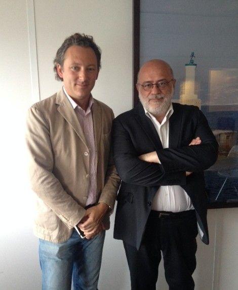 Sébastien de Courtois et Jean-François Colosimo