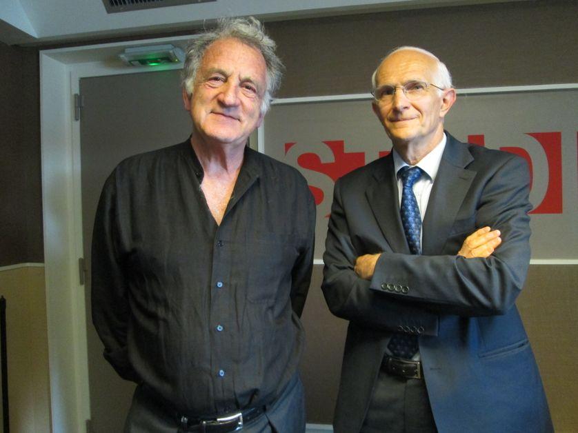R. Frydman et P. Brissot