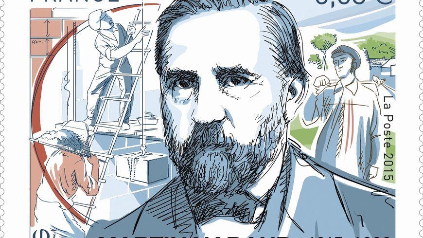 """Le creusois Martin Nadaud, auteur de la célèbre phrase """"quand le bâtiment va, tout va"""""""