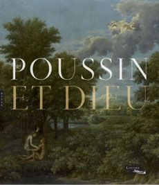 """Couverture du catalogue de l'exposition """"Poussin et Dieu"""""""