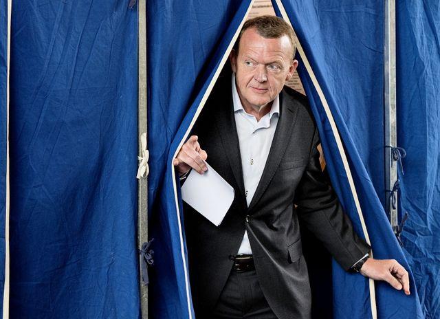 Le leader de l'opposition, Lars Løkke Rasmussen, devrait former le nouveau gouvernement