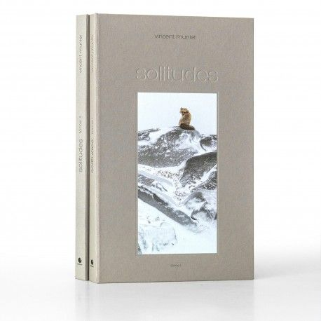 solitudes livres Vincent Munier