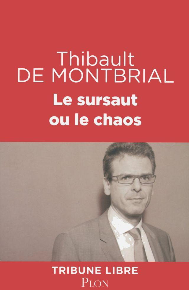 """Thibault de Montbrial, """"Le sursaut ou le chaos"""""""