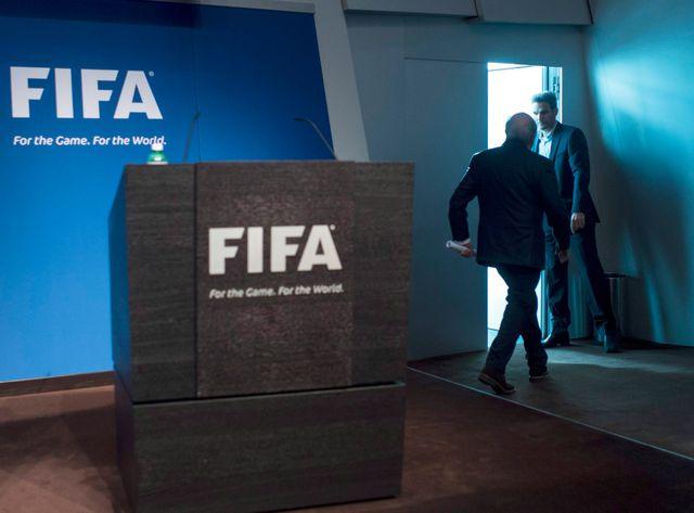 Sepp Blatter va quitter la présidence de la Fifa.