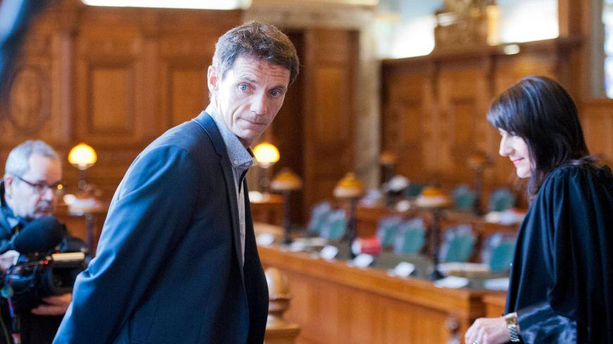 Raphaël Maillant venu défendre sa cause devant la Cour de révision