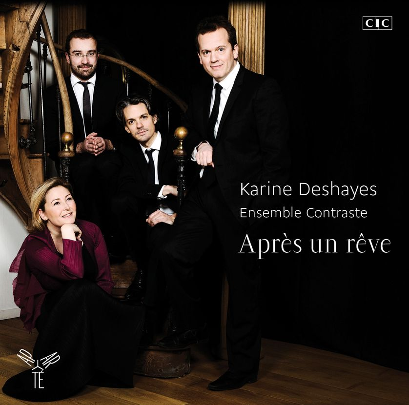 Karine Deshayes Ensemble Contraste Après un rêve