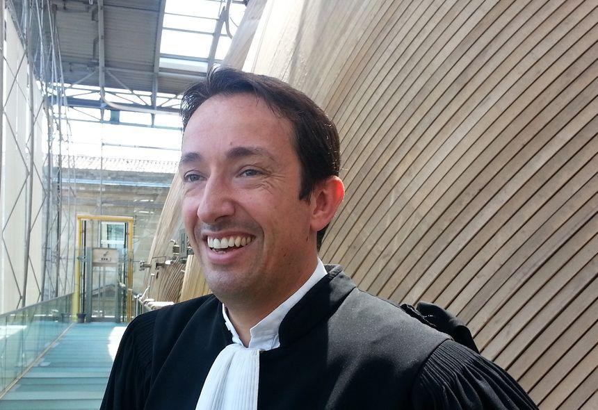 Maitre David Dumontet, l'avocat du couple