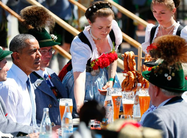 Le sommet du G7 en Bavière