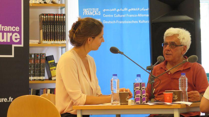 Adèle Van Reeth et Sari Nusseibeh